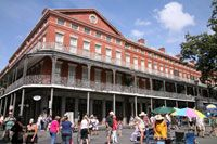 New Orleans. A few times in college with Pi Phi sisters. Then for the New Years Eve for the 1995 Sugar Bowl bt FL/FSU
