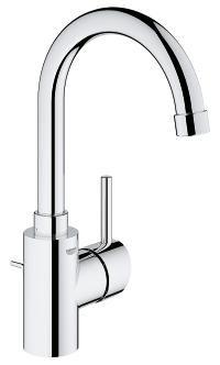 "Concetto Monomando de lavabo de 1/2"" Tamaño L 32629001"