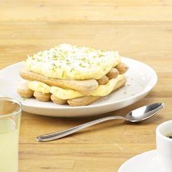 Tiramisu met limoncello Recept » Colruyt Culinair
