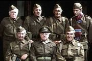 Dad's Army  Beloved sitcom about the struggles of Walmington-On-Sea's Home Guard platoon during WWII, fighting incompetence, age and pomposity more than Nazis.