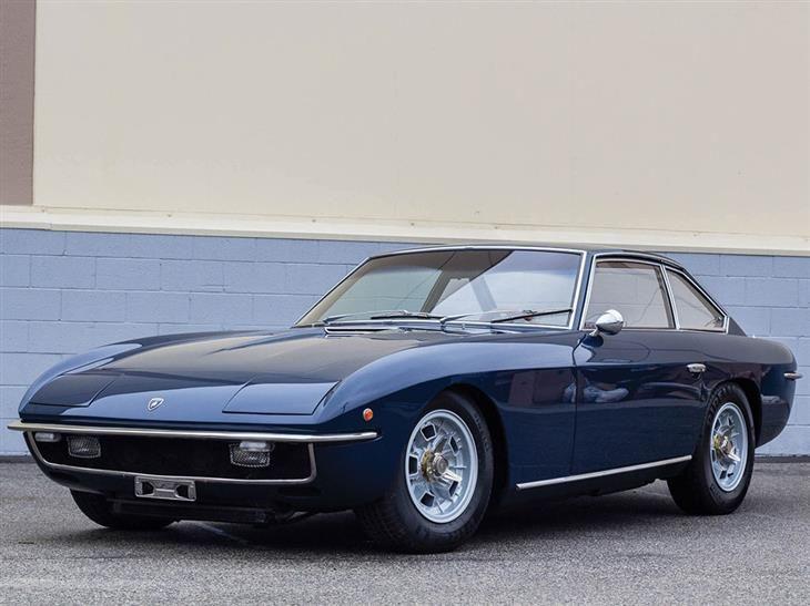 Classic 1969 Lamborghini Islero 400 GT for sale - Classic & Sports Car (Ref Ontario)