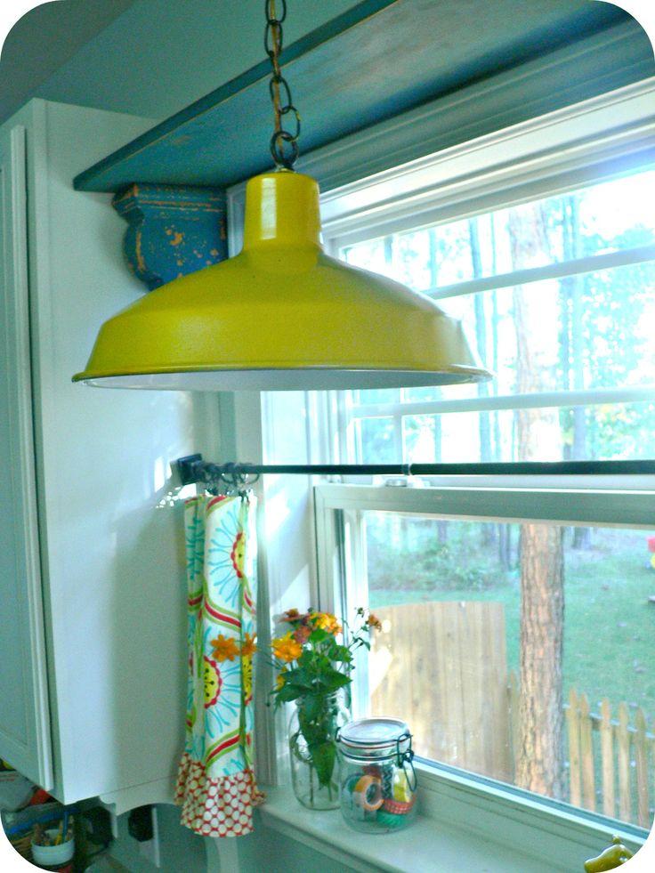 Best 25 Shelf Above Window Ideas On Pinterest Kitchen