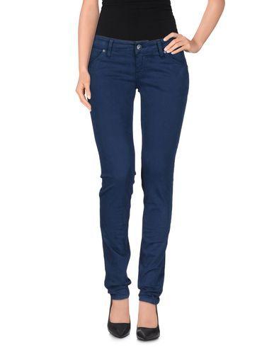 FREESOUL Women's Casual pants Dark blue 27W-32L jeans
