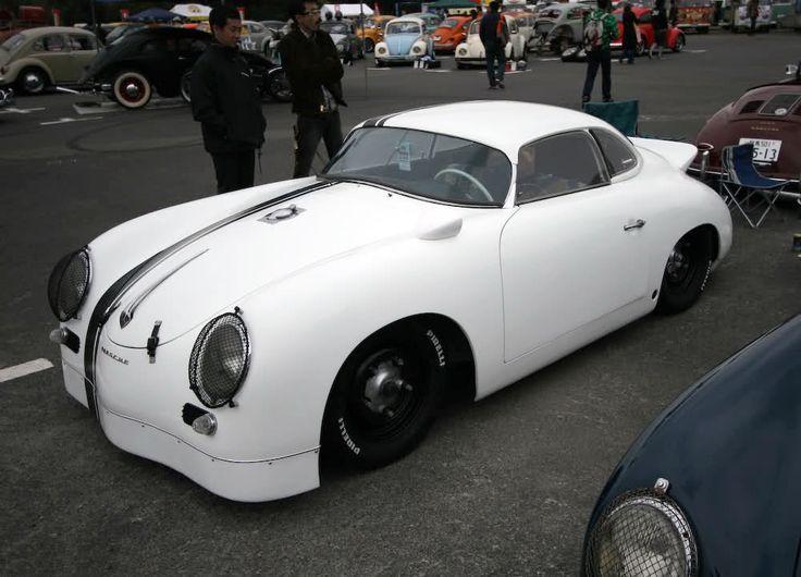 Porsche 346 Custom Classic Cars Pinterest Cars