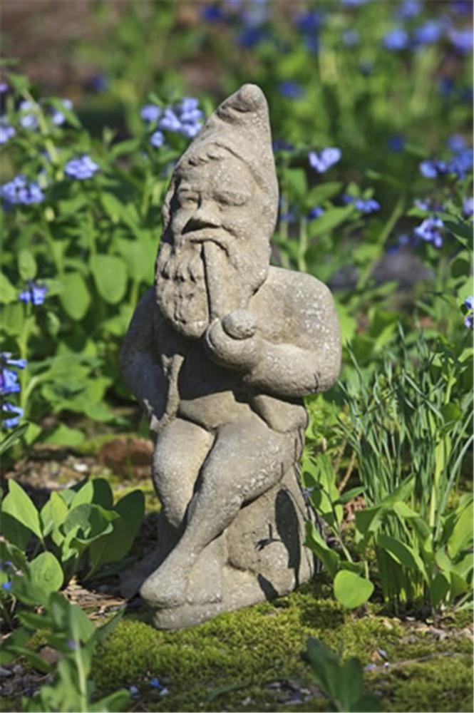 Old Garden Statue: 324 Geselecteerde Ideeën Over Gnomes Door Ho2cultcha