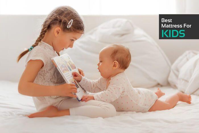 https://happysleepyhead.com/best-mattress-for-kids/ Do you strive to find THE BEST mattress for a kid? Look at this TOP 5 best mattresses FOR CHILDREN. #mattressforkids #childrenmattress