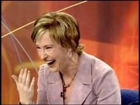 Andrea Laughs Till She Cries (blooper)