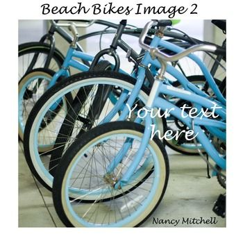 This is a cute image of blue beach bikes. This is one image of the beach bikes. It is ready to use as an instant download. (No physical item will be delivered.)…