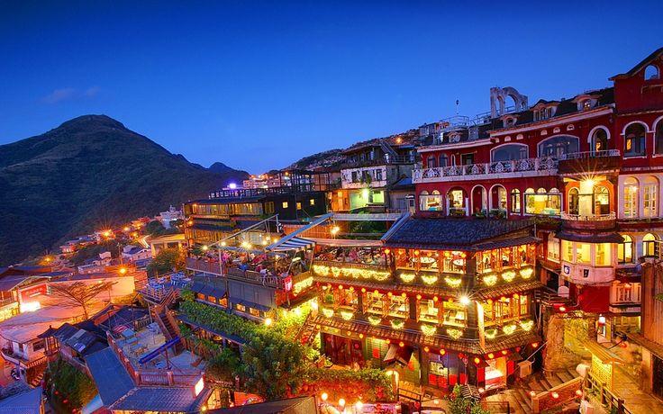 この画像は「台湾・九份に広がるジブリ映画「千と千尋の神隠し」の美しい世界」のまとめの1枚目の画像です。