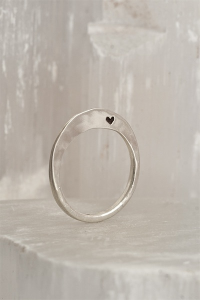 Remember My Love Ring  Christy Natsumi Jewelry — eco silver