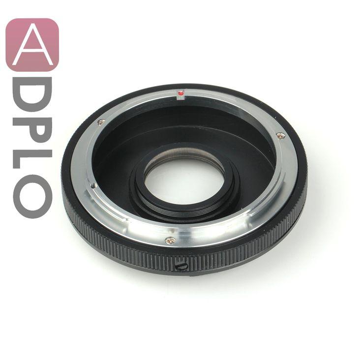 Pixco эдс регулируемый диафрагмы оптическая аф подтвердите костюм для Canon FD объектив Canon EOS EF камеры ( не AF )