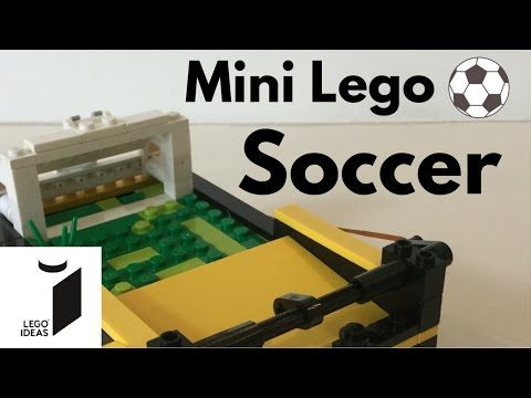 Lego Soccer Penalty Shootouts (Working) - YouTube