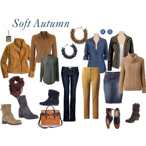 Soft Autumn - Polyvore
