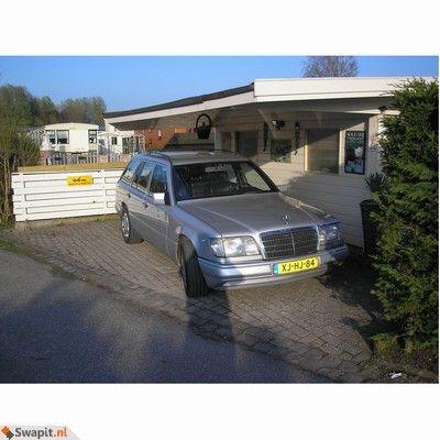 Mercedes 230 TE ruilen voor iets leuks of 1000 euro