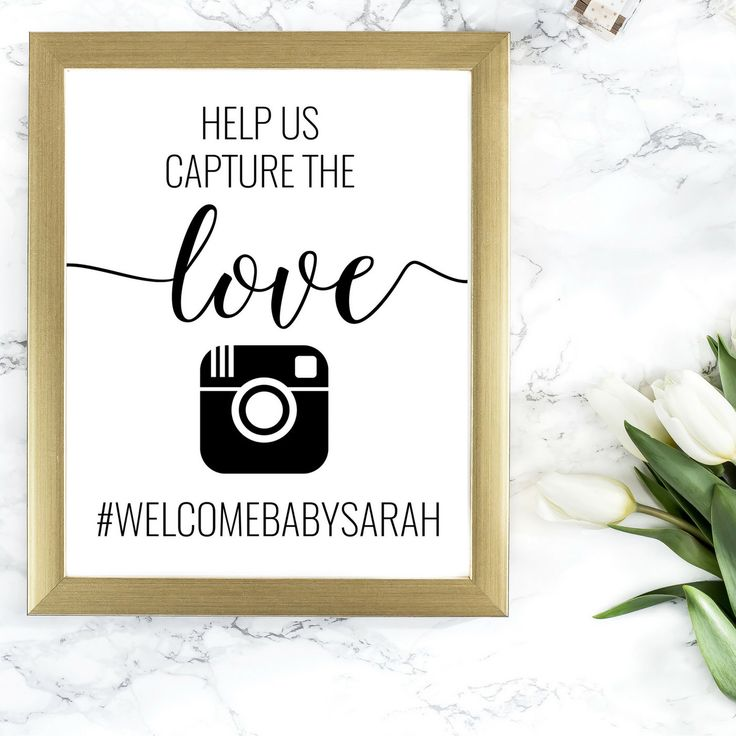 Help Us Capture the Love Hashtag Sign printable! Great for weddings, baby showers, birthday parties, or other special events! Oh snap social media sign! https://www.etsy.com/listing/493581788/diy-printable-rustic-baby-shower-hashtag