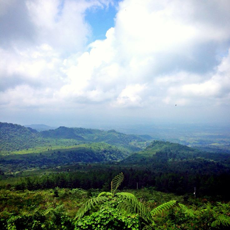 View at Galunggung Mountain. What do u think ?