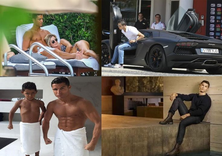 Cristiano Ronaldo Documentary - 2016 ► New Girlfriend ► New Car ► Son  ►...