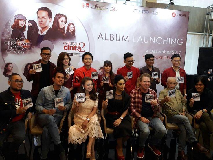 Jakarta, NusantaraPos- MD Music dan Jagonya Music Indonesia hari ini merilis album original soundtrack dari