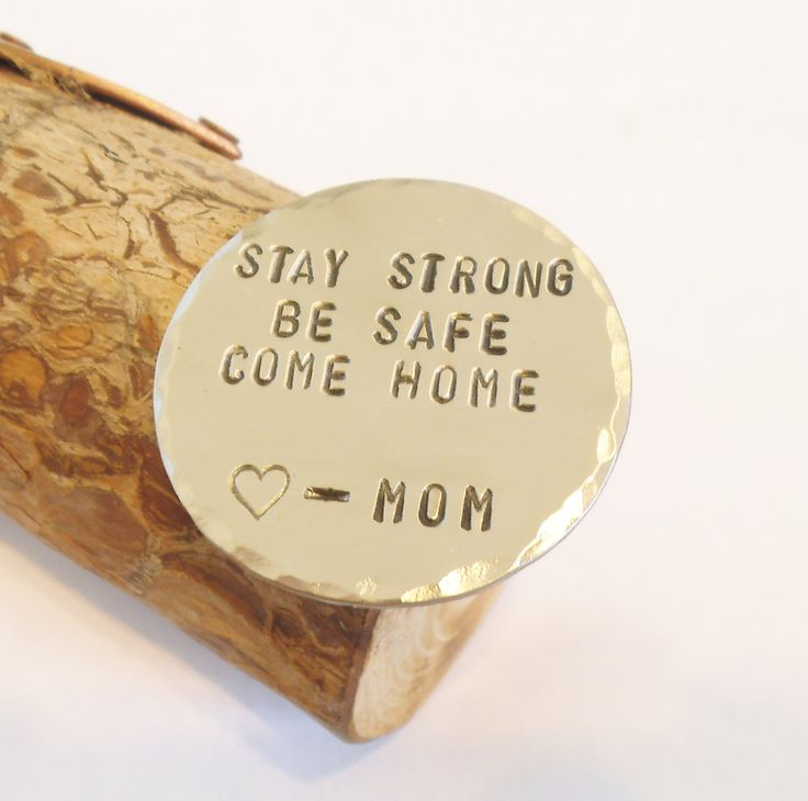 Special Wallet Insert LDS Mormon Missionary Trip Mother to Son Mom Daughter Jewelry Guardian Angel Military Deployment Be Safe Return Home by CandTCustomLures on Etsy