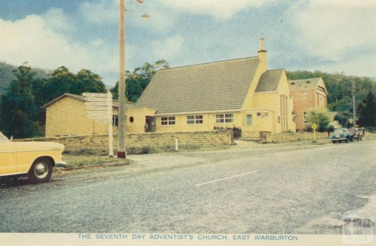 The Seventh Day Adventist's Church, East Warburton