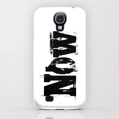 Now! NOW  I say! iPhone & iPod Case