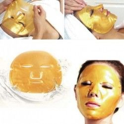 1 db arany Collagen Facial Mask Face Mask Crystal