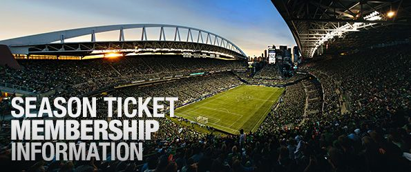 Seattle Sounders Season Tickets
