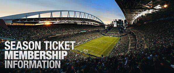 Seattle Sounders Season Tickets