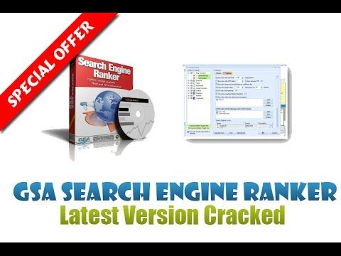 [EXCLUSIVE] GSA Search Engine Ranker CRACK Unlimited Latest 2015 -Free Download - http://www.highpa20s.com/link-building/exclusive-gsa-search-engine-ranker-crack-unlimited-latest-2015-free-download/