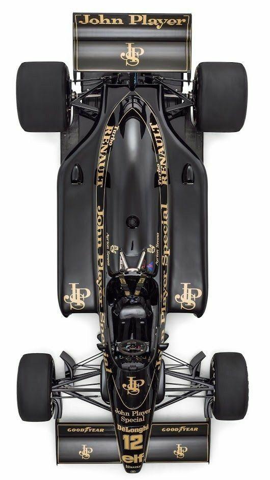 Lotus F1 - John Player Special (JPS)
