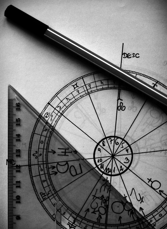Astrology: One of my many favorite subjects that I enjoy learning about.