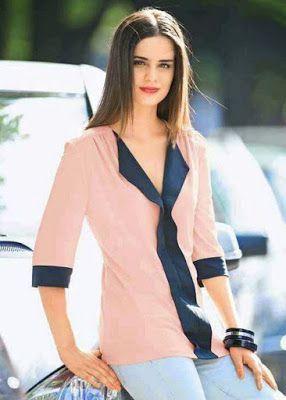 El comienzo del otoño es una buena excusa para empezar a confeccionar nuevas prendas. El color rosa vuelve pisando fuerte para este otoño-invierno, y los contrastes color-block se resisten a abandonar
