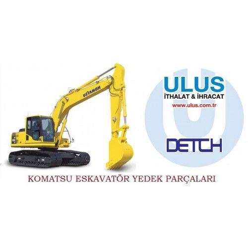 PC200-6 Komatsu Excavator Overhaul Spare Parts