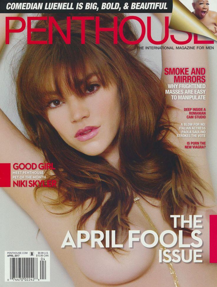 Vintage Penthouse Magazine 2008