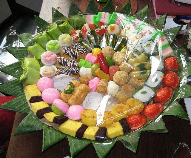 Jajanan Pasar~ our indonesia traditional dessert