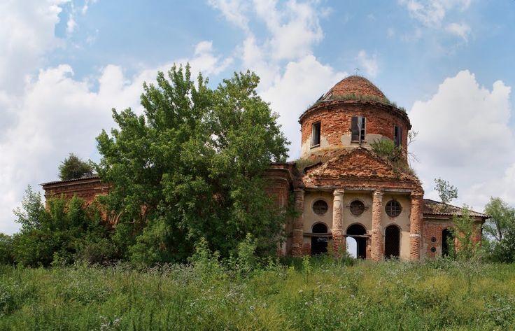 Георгиевская церковь с.Закопы