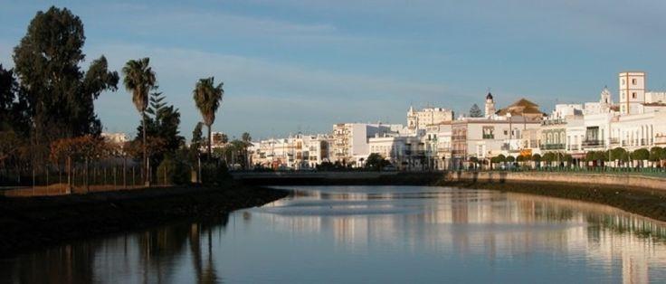 Ayamonte en Huelva, Andalucía