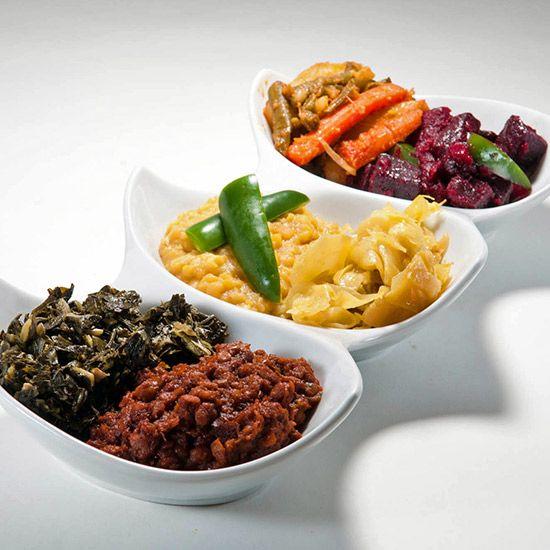 Best Ethnic Food: Washington, DC Ethiopian food. Yes, please! We lurve ethnic food, right Cheryl?