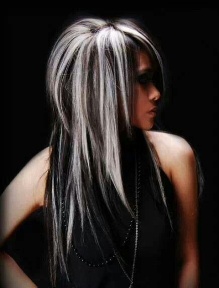 I love this hair color so much. Wondering if I'd look like a doofus with it