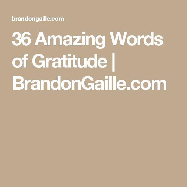 Words Of Thanks And Appreciation Quotes: 114 Best Thank You And Gratitude Inspiration Images On