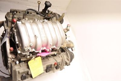 Engine Long Block 1 Year Warranty Fits 2004 Toyota Tundra