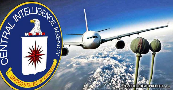 Real Life Air America: CIA Exposed Running a Covert Drug Smuggling Airline