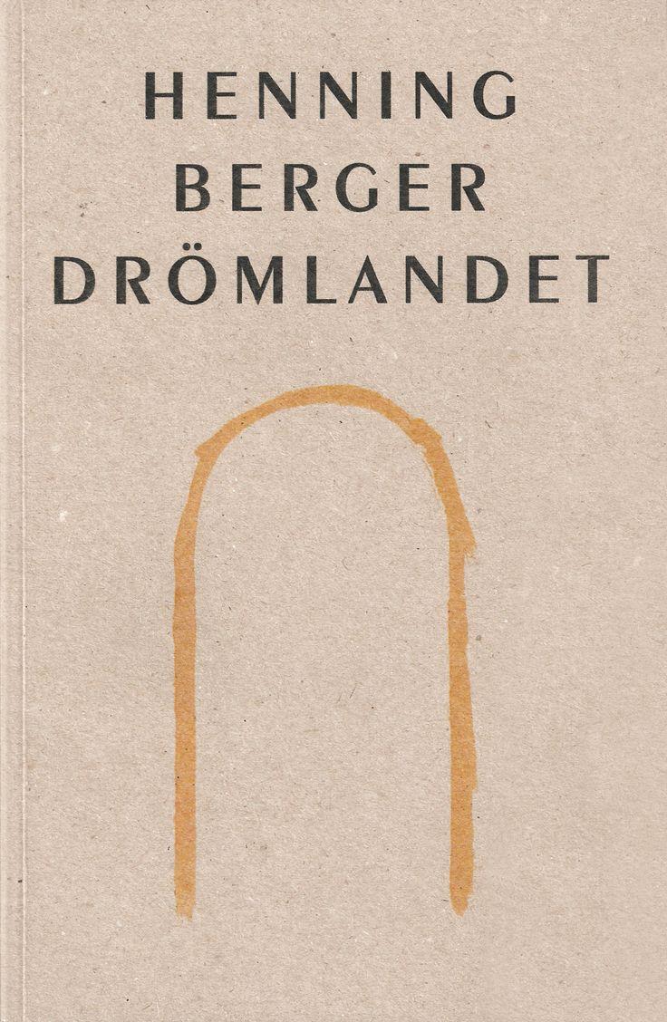Book cover for Henning Bergers Drömlandet