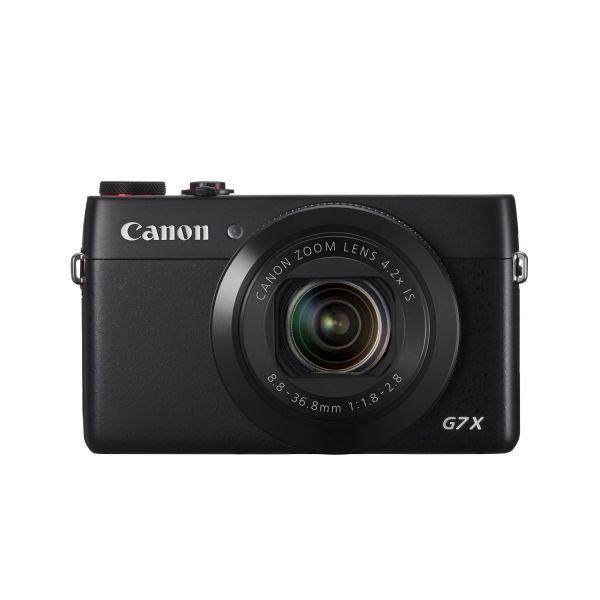 #Canon #PowerShot G7X digitális #fényképezőgép. A kifinomult fémváztól kezdve a végeredmény lenyűgöző minőségéig minden a Canon prémium G-sorozatú DNA minőséget mutatja.