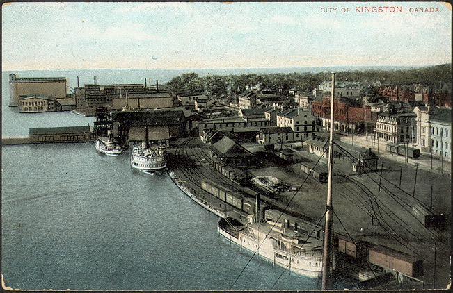 City of Kingston, Ont.
