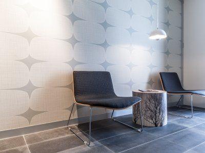 A minimal but welcoming look we designed for Renu Medispa,