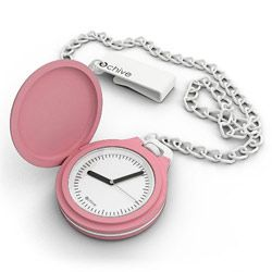 O chive pocket watch - Pink £40 #Watches