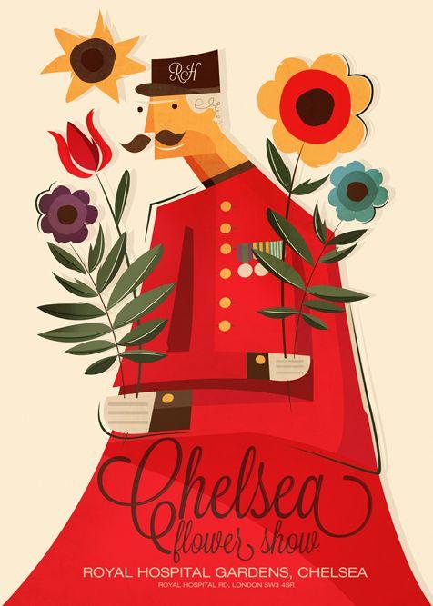 Chelsea Flower ShowBy Neil Stevens