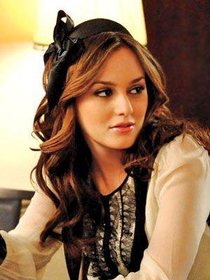 Leighten Meester as Blair Waldorf