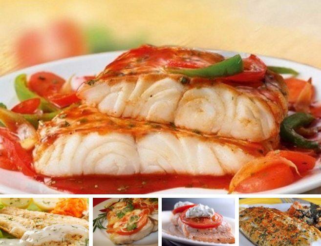 Знакомьтесь с замечательной подборкой рецептов приготовлениявкусной рыбы. Рецепты все как один хорошие и блюда , приготовленные по ним, можно подать на любой стол: и на каждый день и на праздник. Ры…